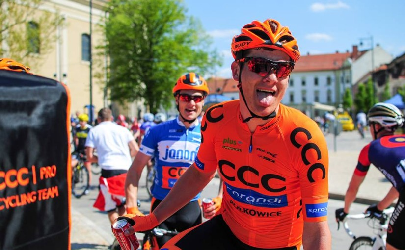 Carpathian Couriers Race 2016: Alan Banaszek wins stage 1