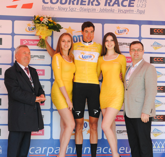 Carpathian Couriers Race: Małecki victorious on a queen stage