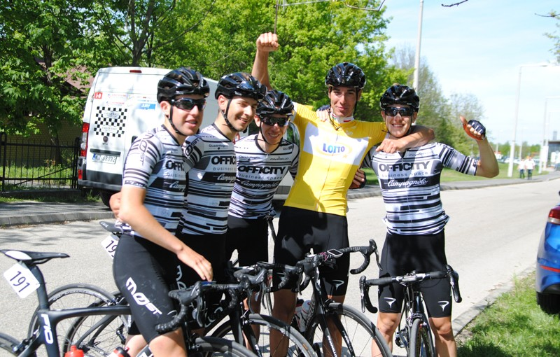 Cycling Team Friuli – our friends from Italy