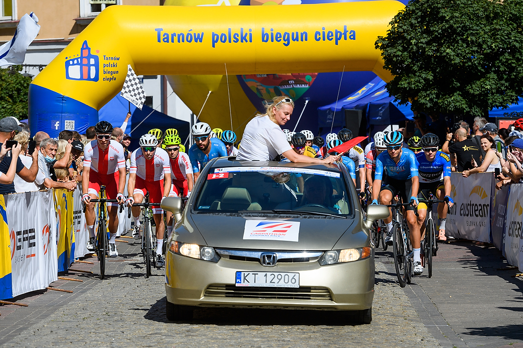 31.08.2020 TARNOW - KARPACKI WYSCIG KURIEROW 2020